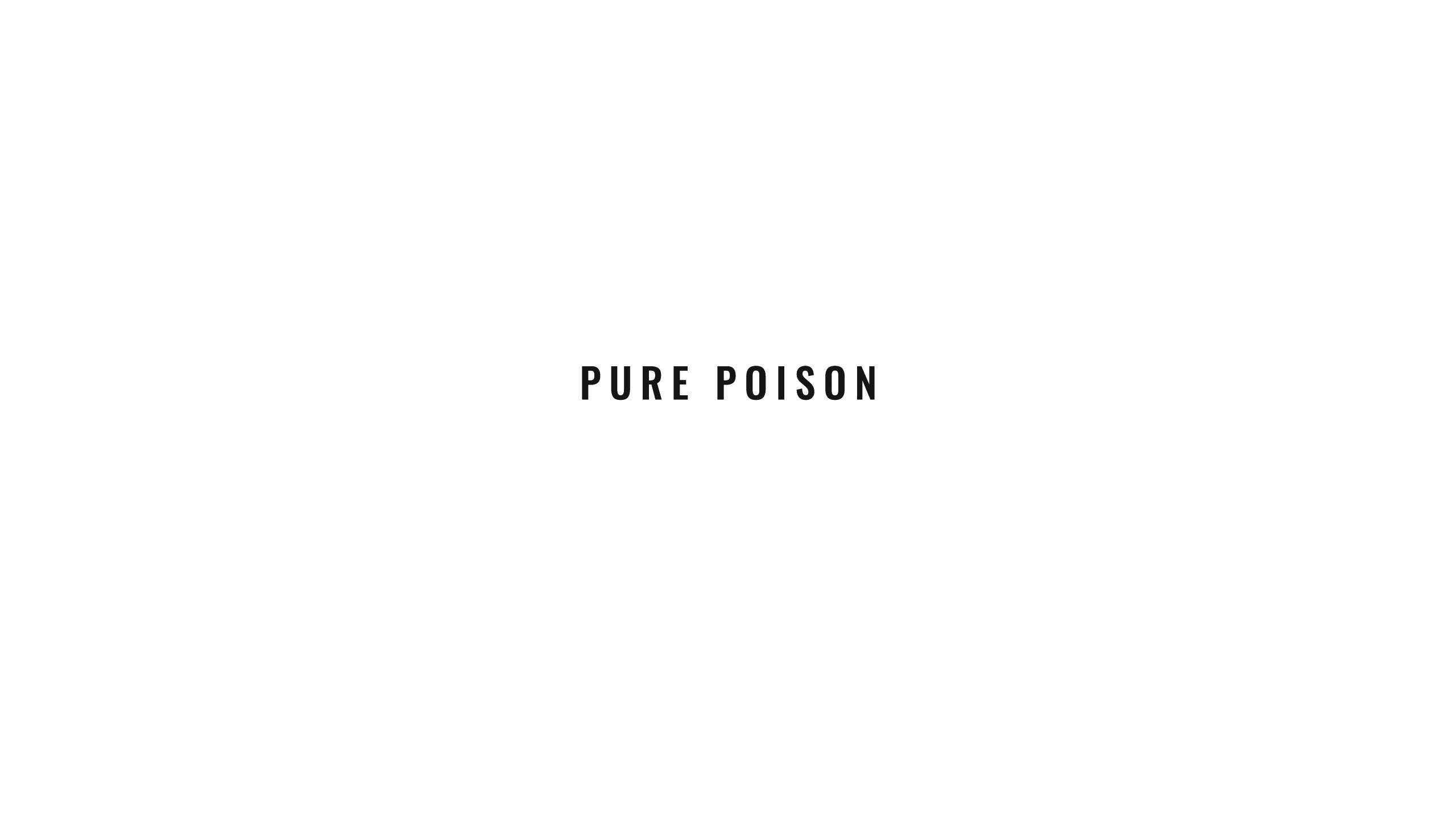 1a_Text_PURE_POISON